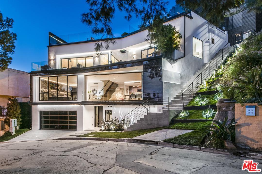 6461 BRYN MAWR Drive - Hollywood Hills East, California