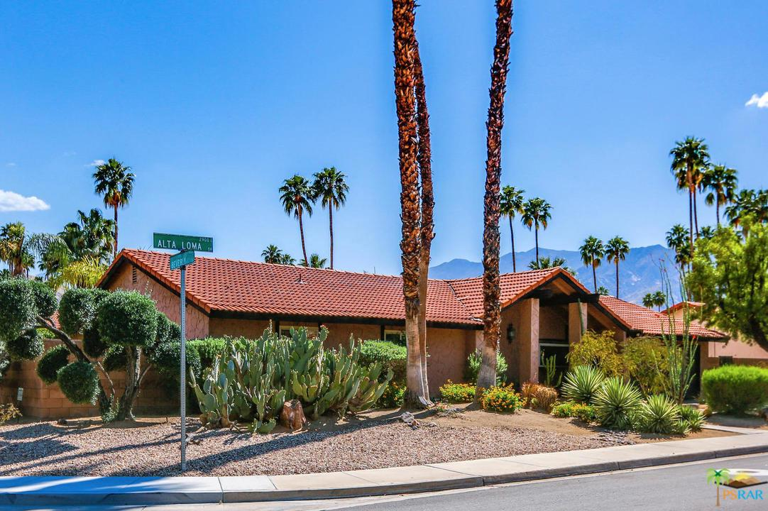 Photo of 2997 E ALTA LOMA DR, Palm Springs, CA 92264
