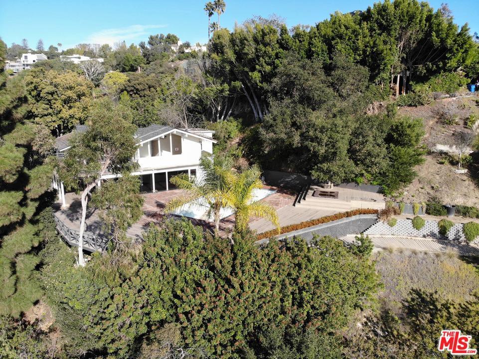 779 STRADELLA Road - Bel-Air / Holmby Hills, California