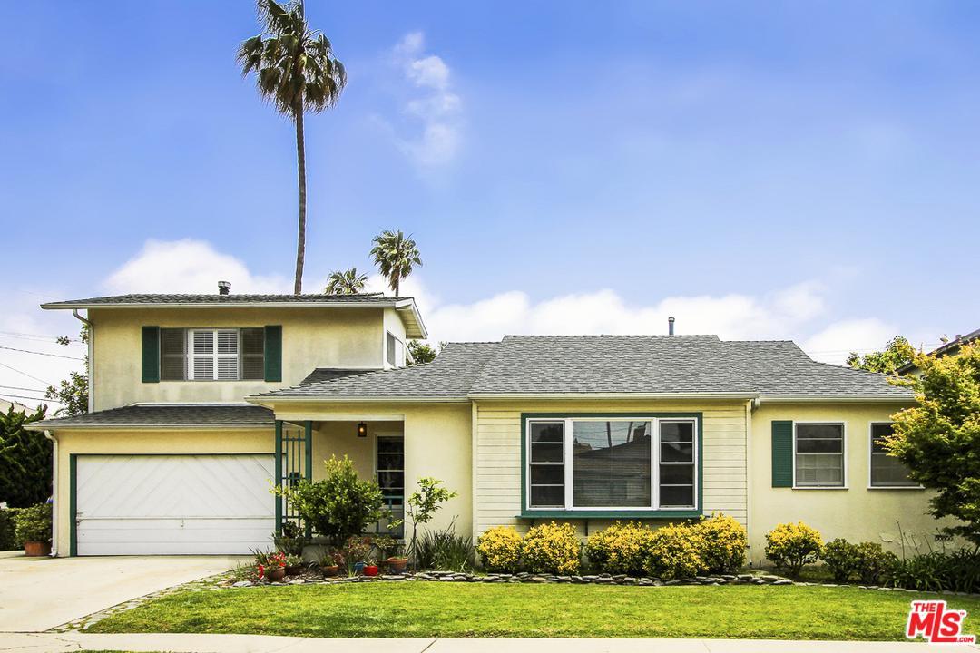 12540 MATTESON Avenue - Palms / Mar Vista, California