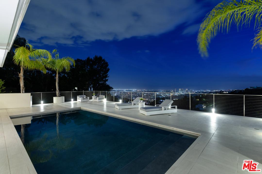 1853 SUNSET PLAZA Drive - Sunset Strip / Hollywood Hills West, California