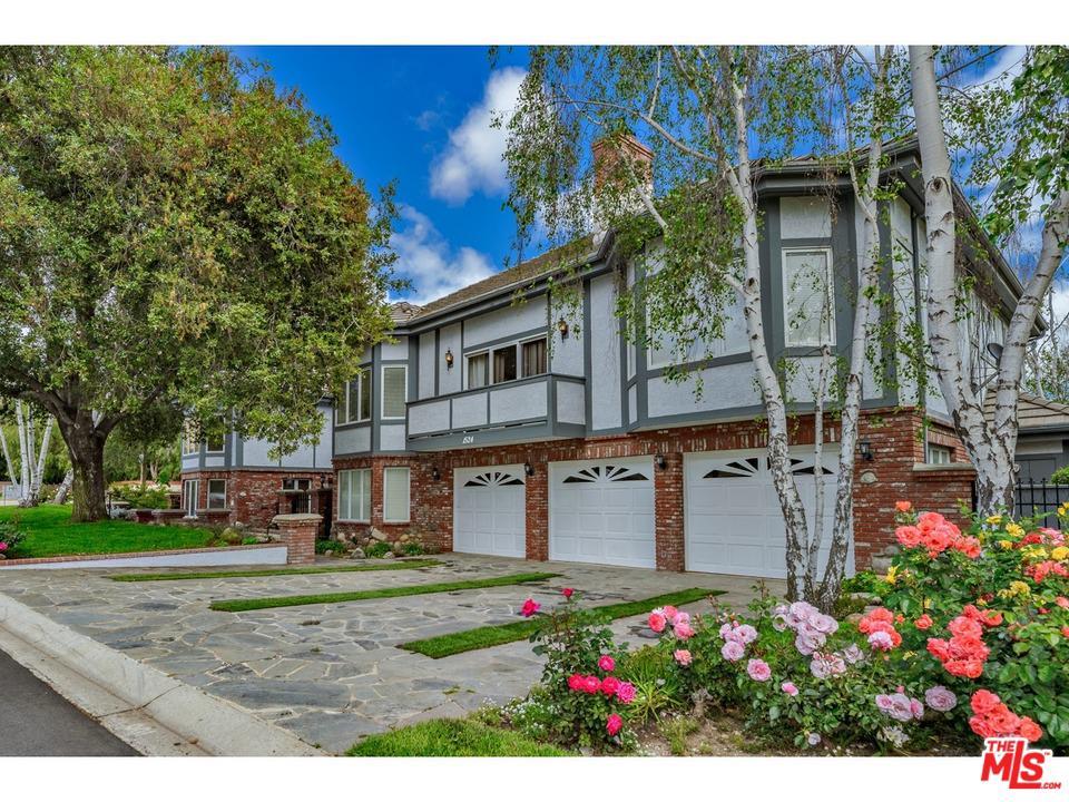 Photo of 1524 WINDY MOUNTAIN AVE, Westlake Village, CA 91362