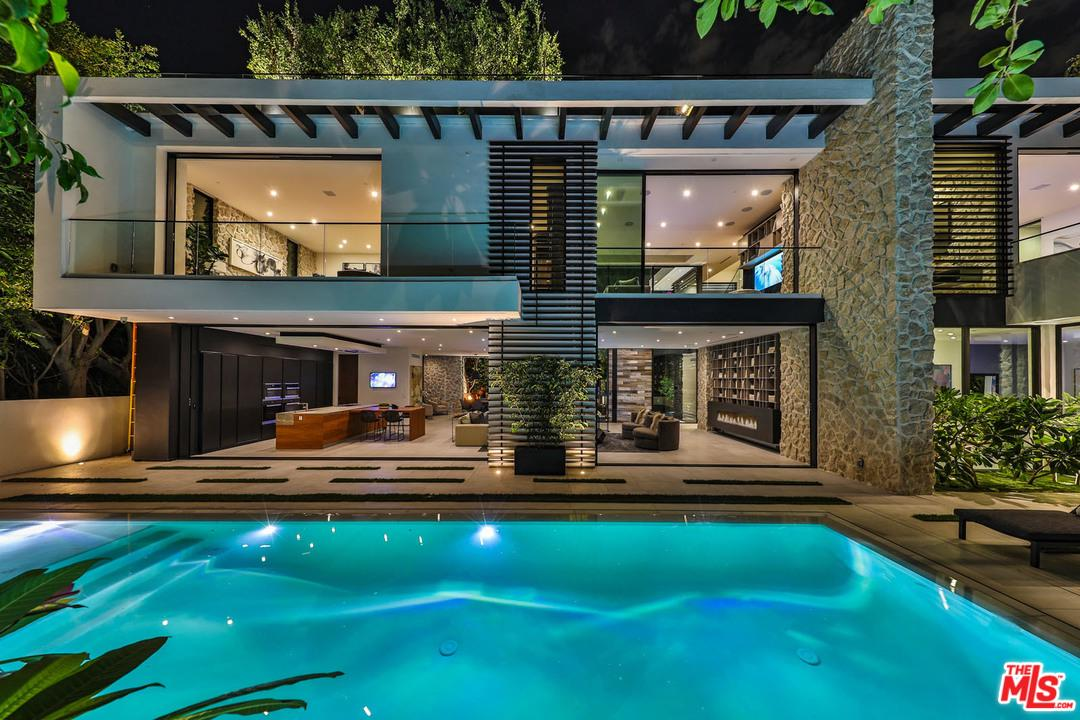 Photo of 1240 SIERRA ALTA WAY, Los Angeles, CA 90069