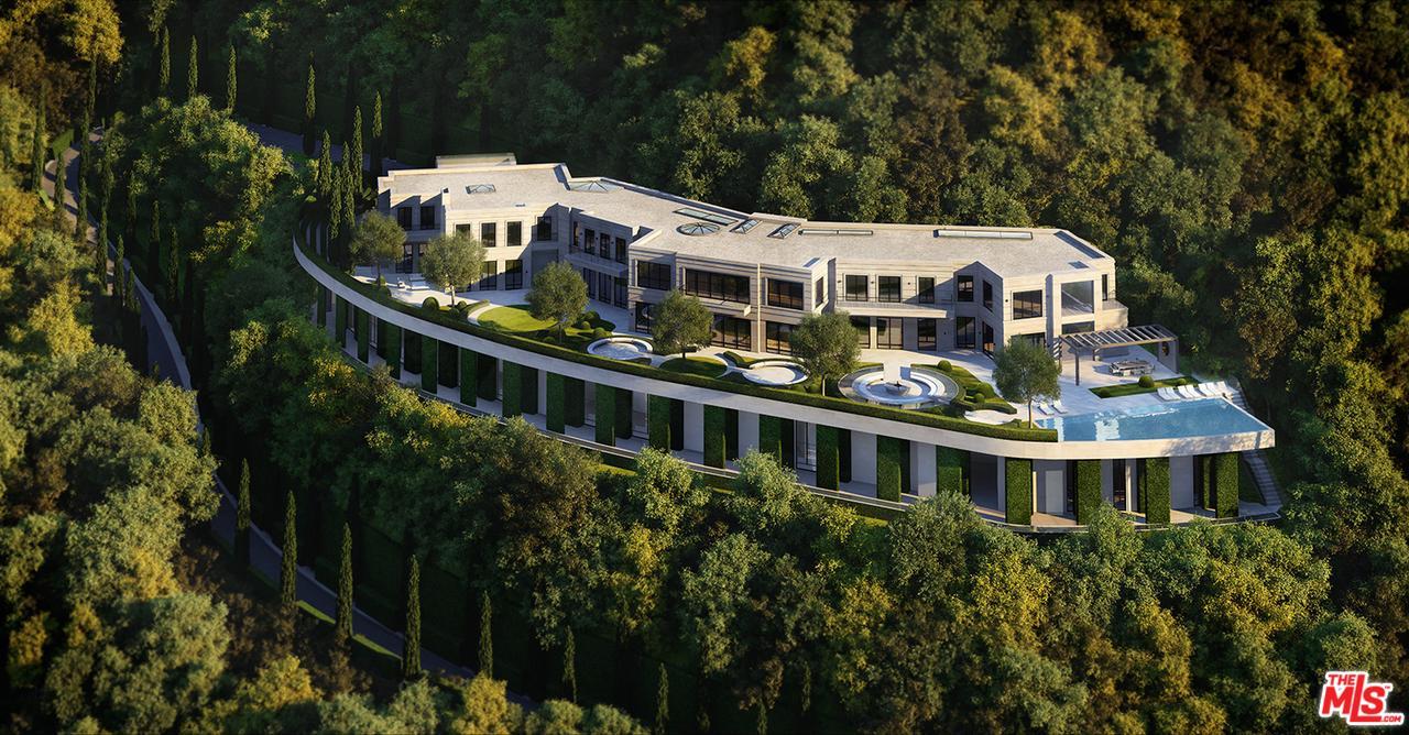 800 TORTUOSO - Bel-Air / Holmby Hills, California