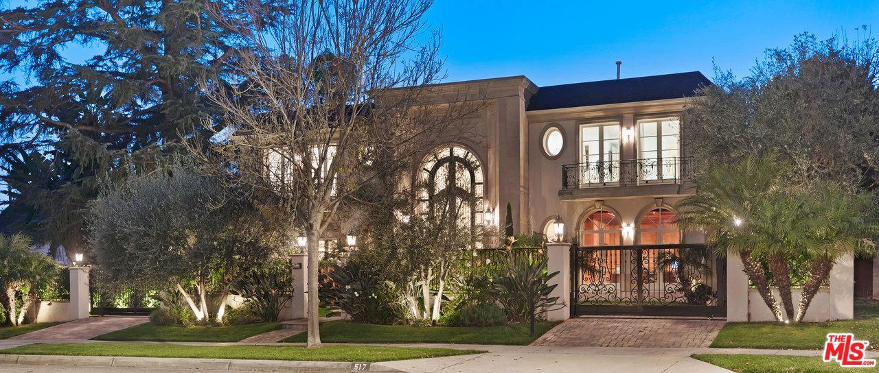 517 N REXFORD Drive - Beverly Hills, California