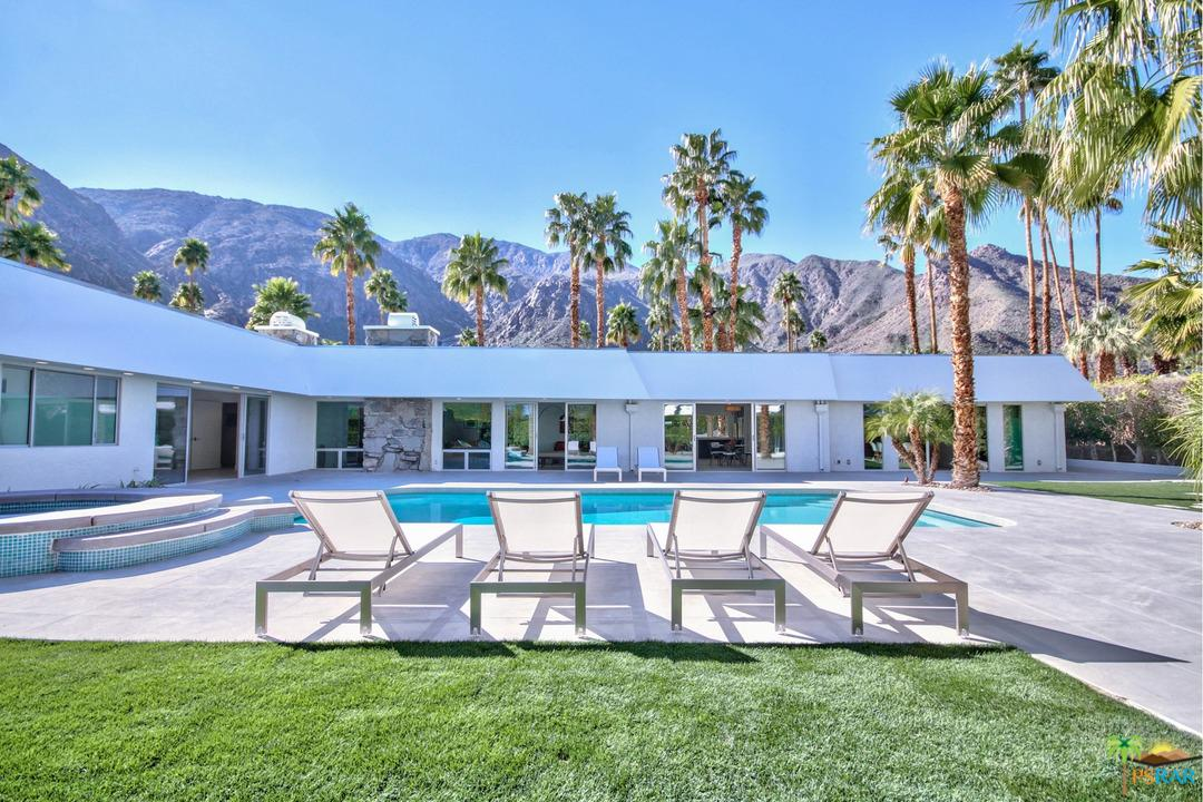 Photo of 670 N ROSE AVE, Palm Springs, CA 92262