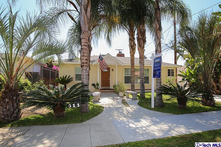 Photo of 611 SOUTH GRIFFITH PARK DRIVE, Burbank, CA 91506
