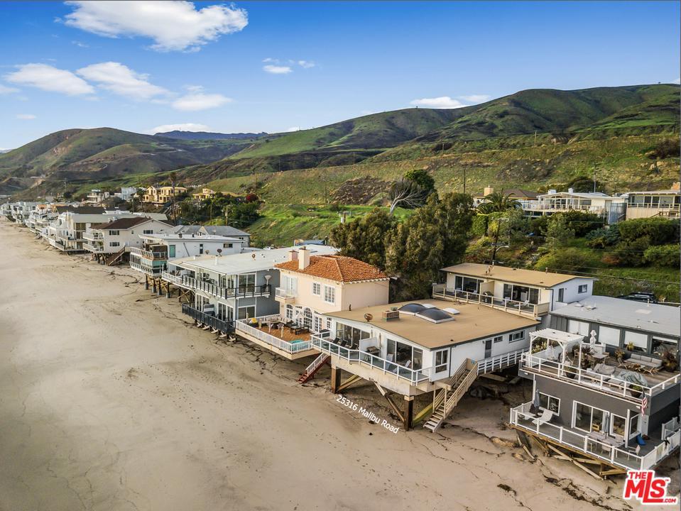 25316 MALIBU ROAD - Malibu Beach, California