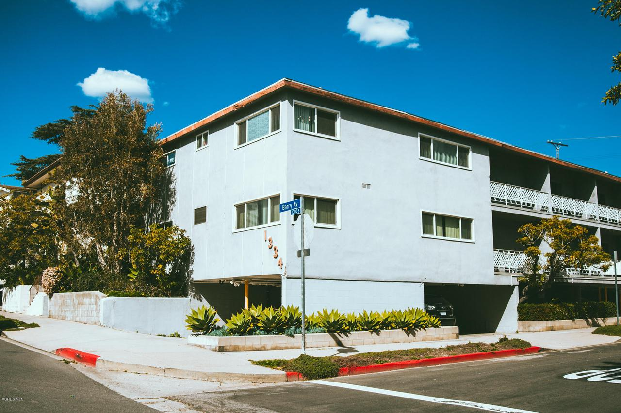 1334 Barry Ave, Los Angeles, California