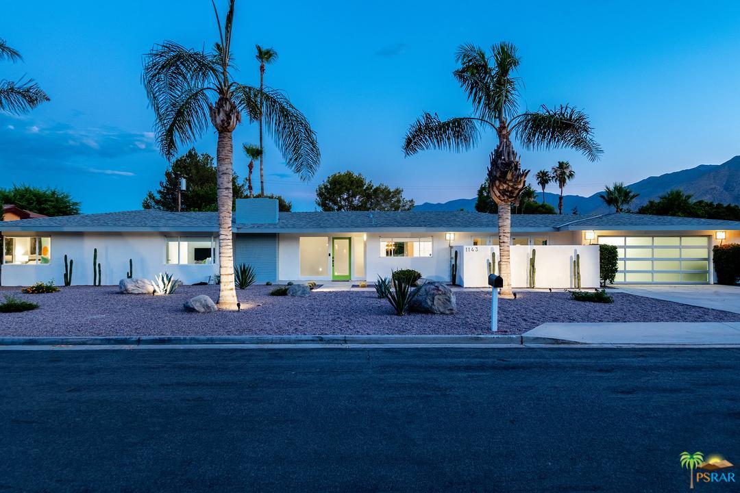 Photo of 1143 E VIA ALTAMIRA, Palm Springs, CA 92262