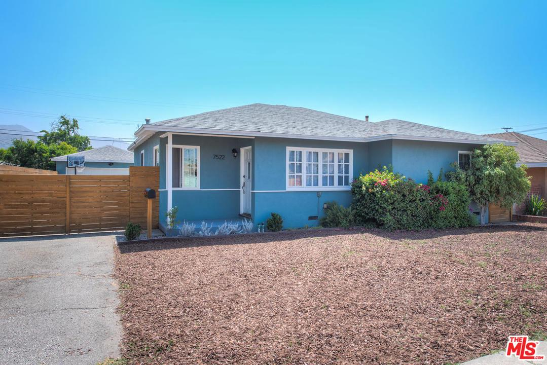 Photo of 7522 SECURITY AVE, Burbank, CA 91504