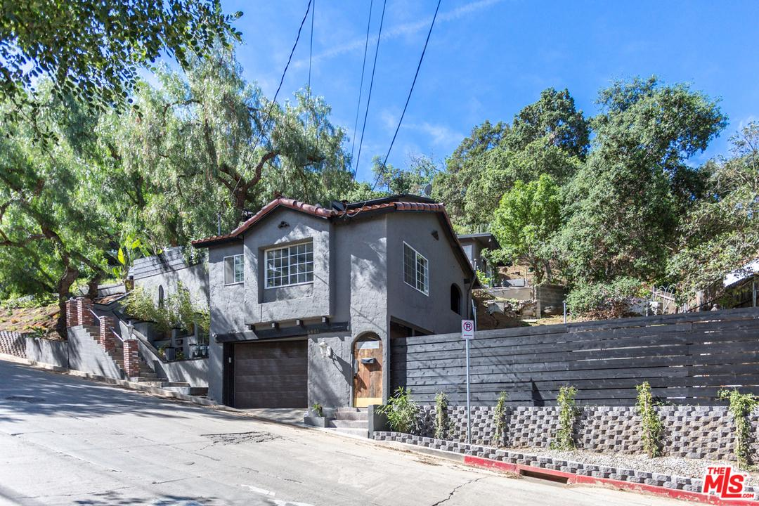 6809 PACIFIC VIEW Drive - Sunset Strip / Hollywood Hills West, California