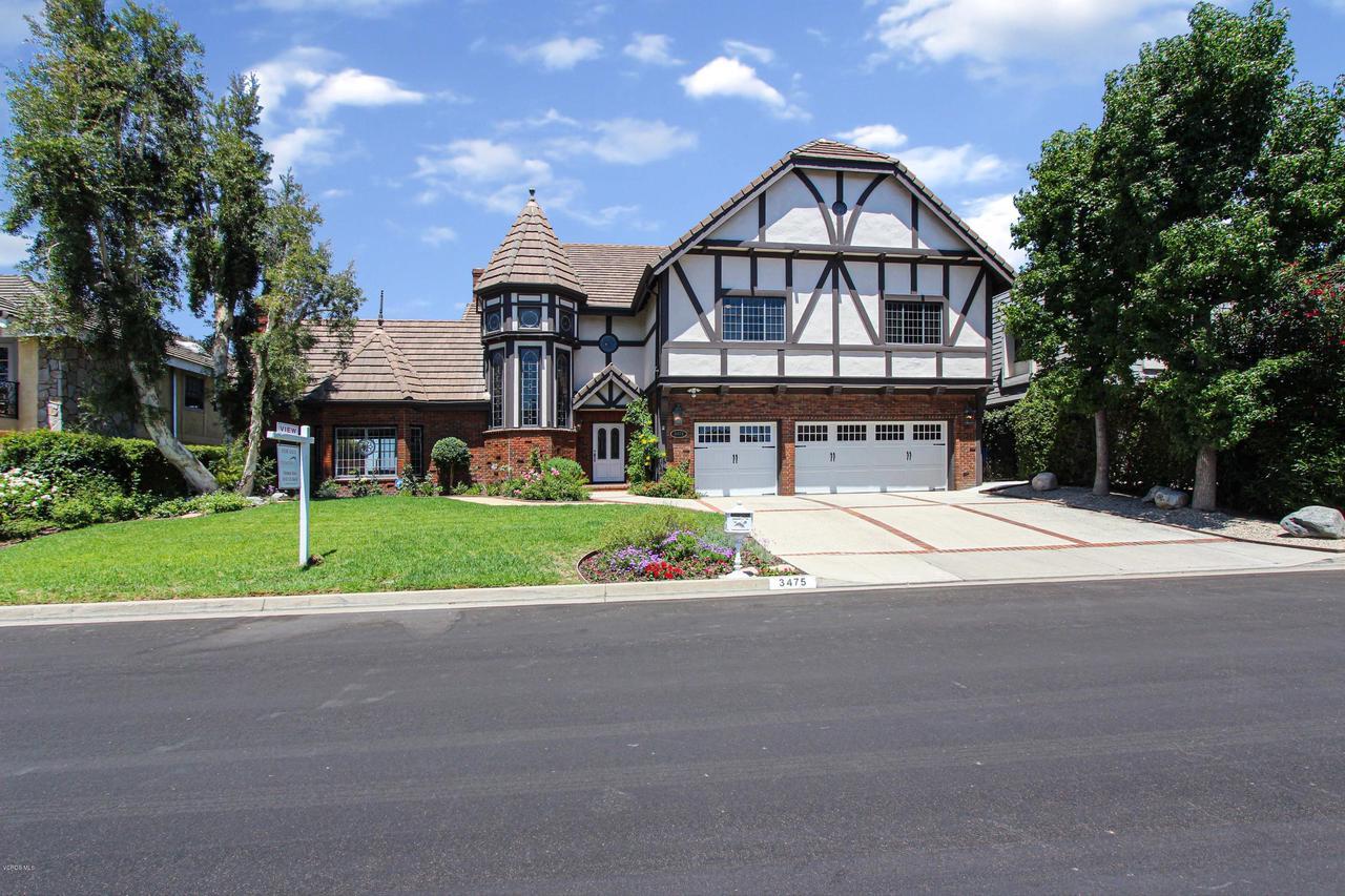 Photo of 3475 RIDGEFORD DRIVE, Westlake Village, CA 91361