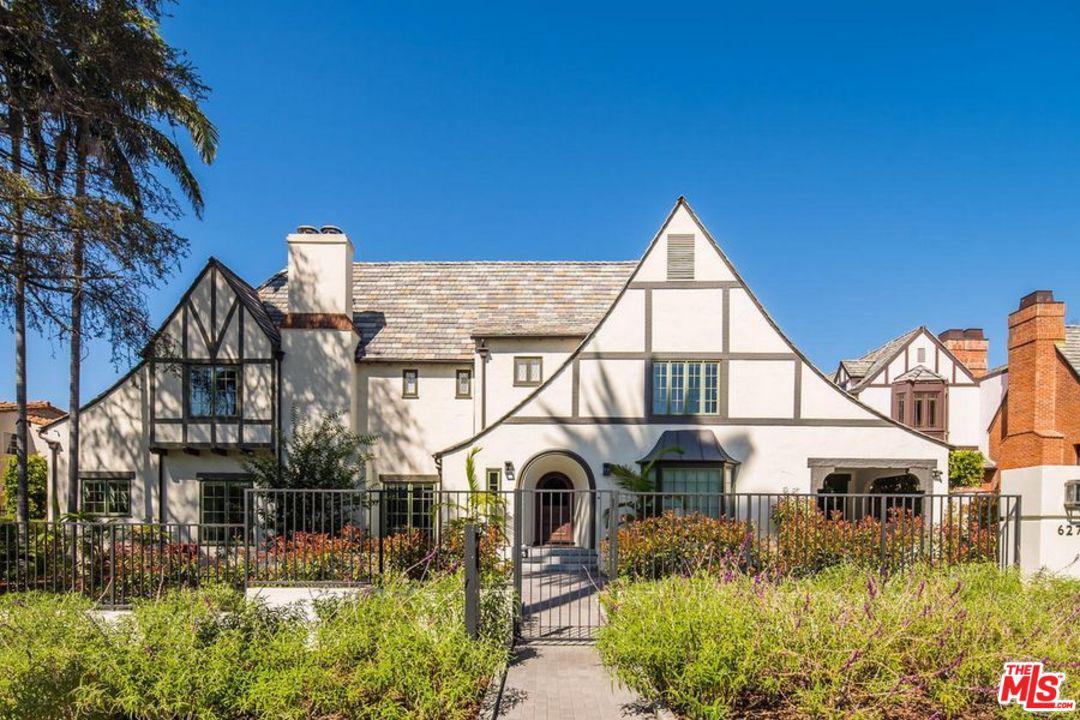 627 N HILLCREST Road - Beverly Hills, California