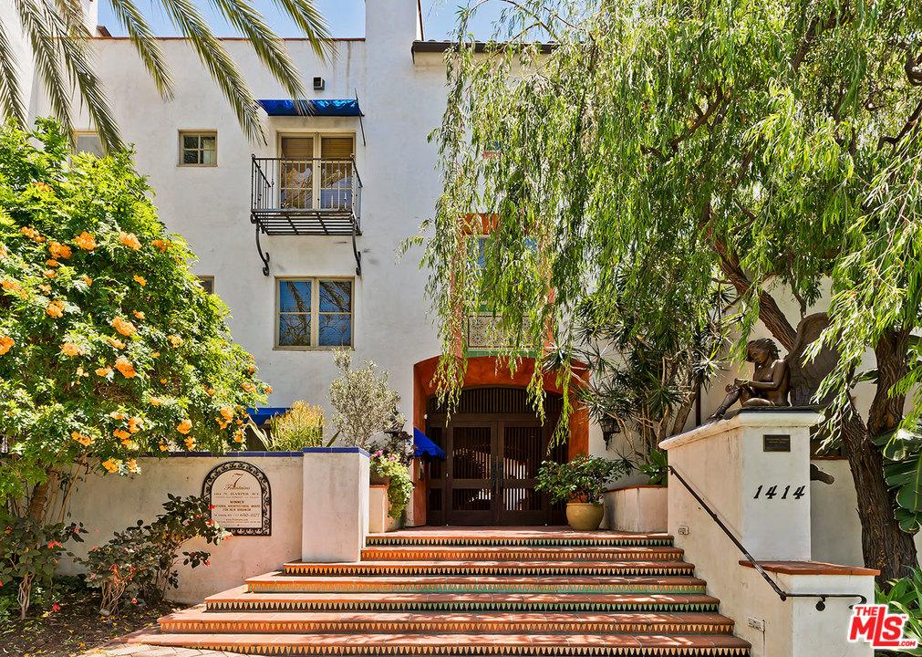 Photo of 1414 N HARPER AVE, West Hollywood, CA 90046