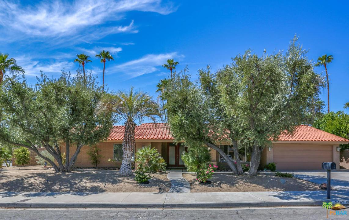 Photo of 2497 E SANTA YNEZ WAY, Palm Springs, CA 92264