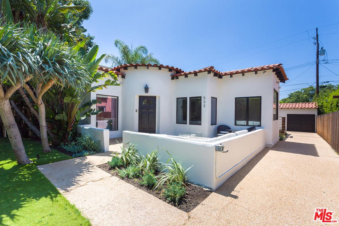 Photo of 533 N SWEETZER AVE, West Hollywood, CA 90048
