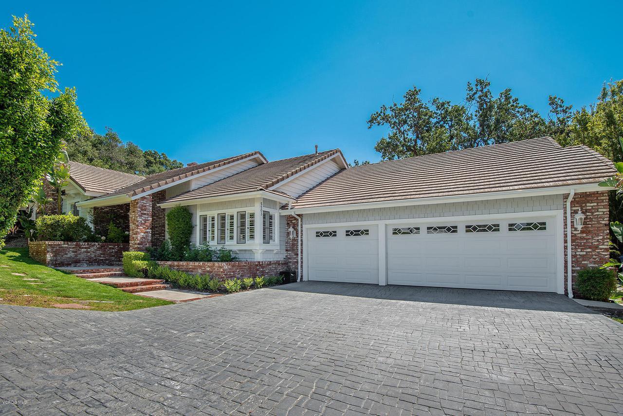 Photo of 5503 SOUTH RIM STREET, Westlake Village, CA 91362