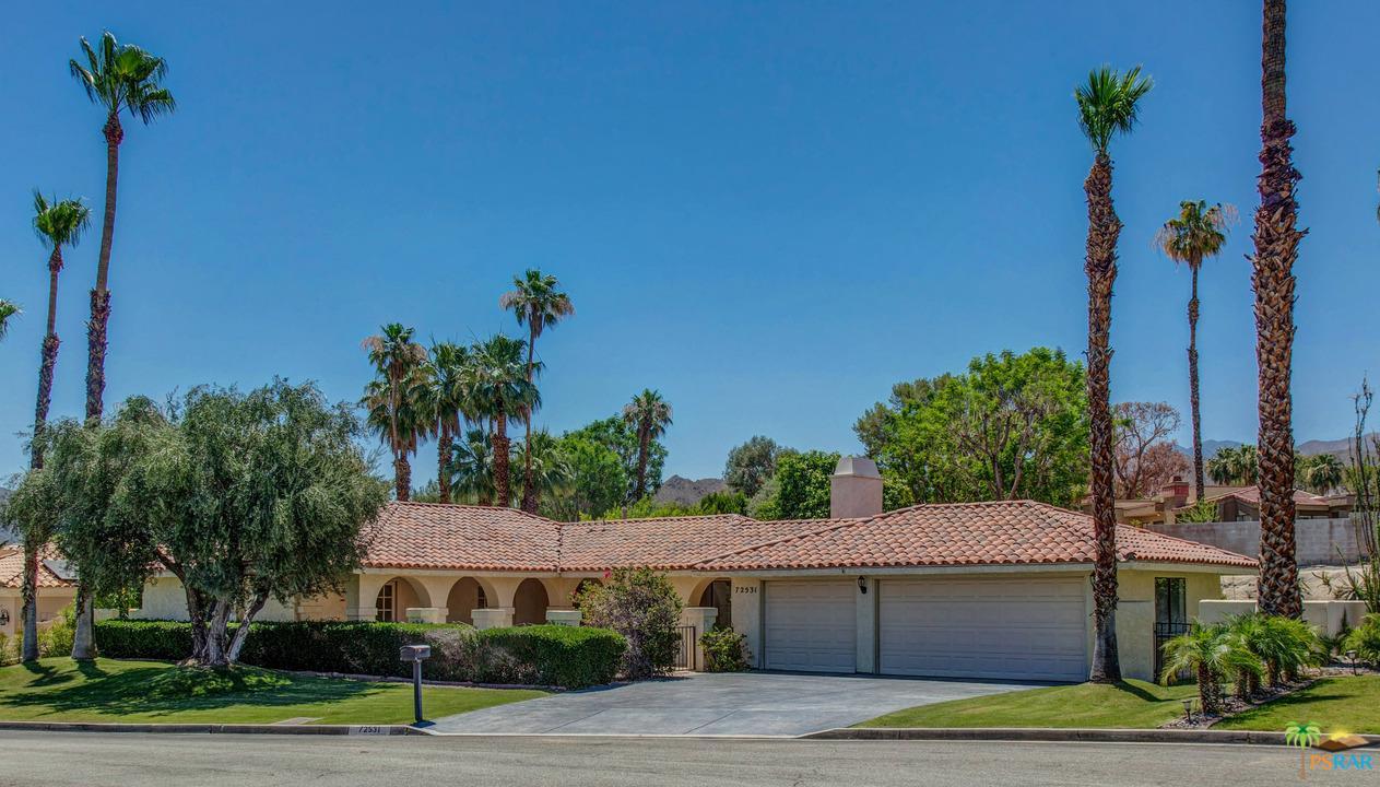 Photo of 72531 GREENBRIAR Lane, Palm Desert, CA 92260