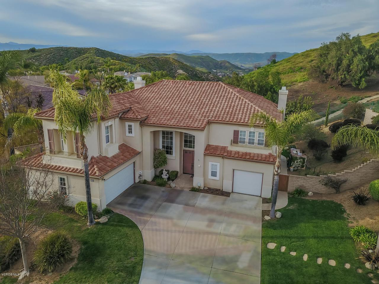 Photo of 163 DUSTY ROSE COURT, Simi Valley, CA 93065