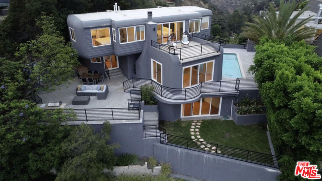 8464 COLE CREST Drive - Sunset Strip / Hollywood Hills West, California