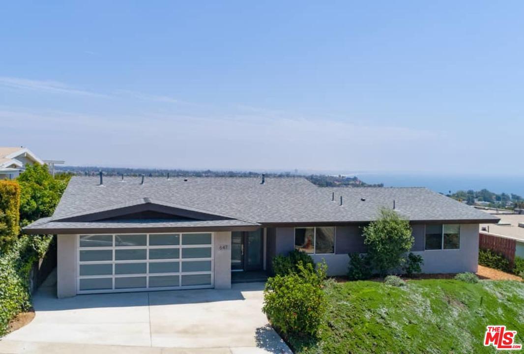 Photo of 647 ENCHANTED WAY, Pacific Palisades, CA 90272