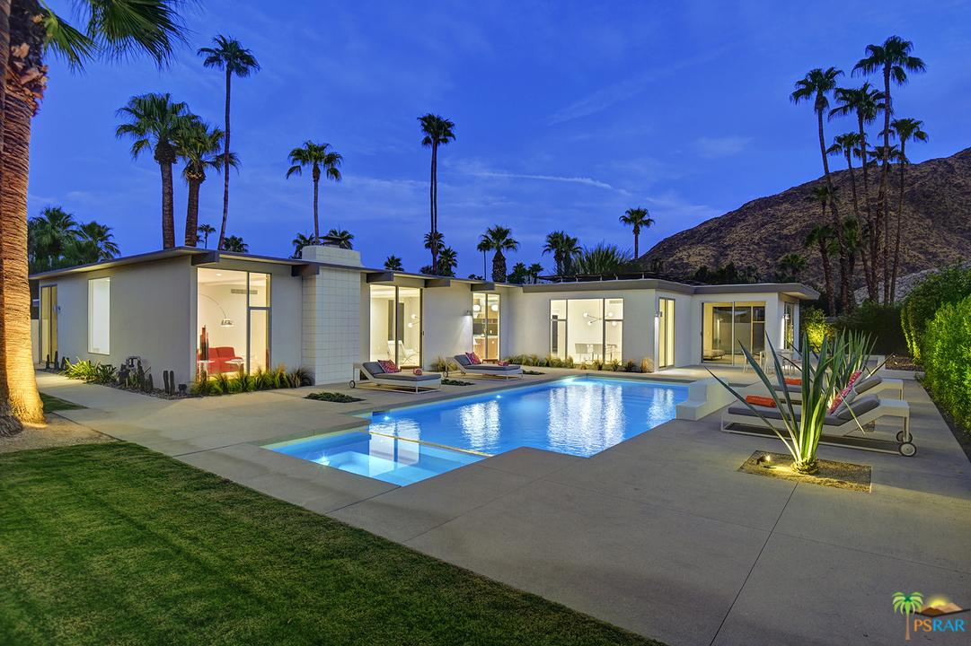 Photo of 953 North ROSE Avenue, Palm Springs, CA 92262