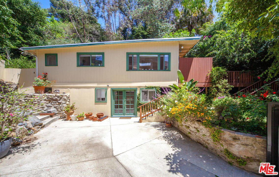 8135 WILLOW GLEN Road - Sunset Strip / Hollywood Hills West, California