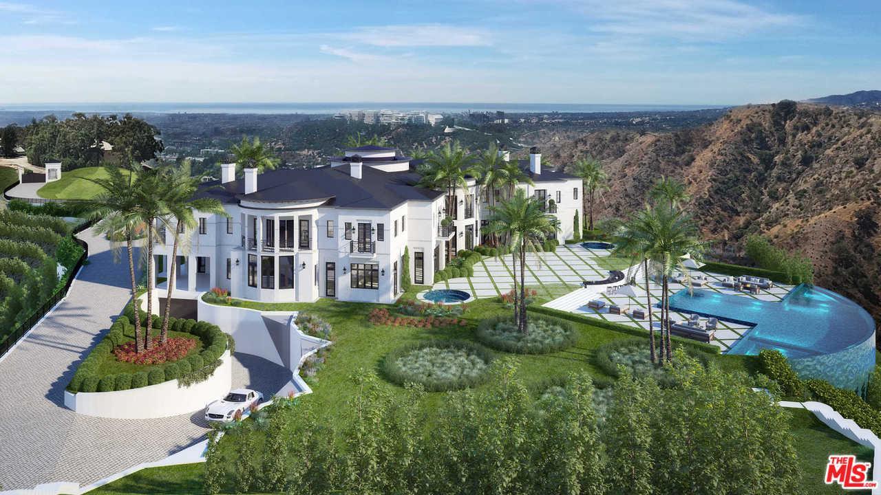 1400 LINDA FLORA - Bel-Air / Holmby Hills, California