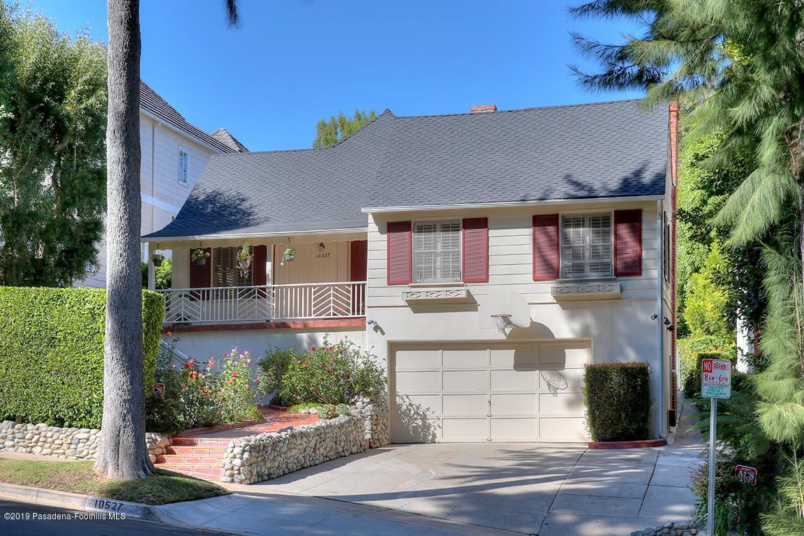 10527 Le Conte Ave, Los Angeles, California