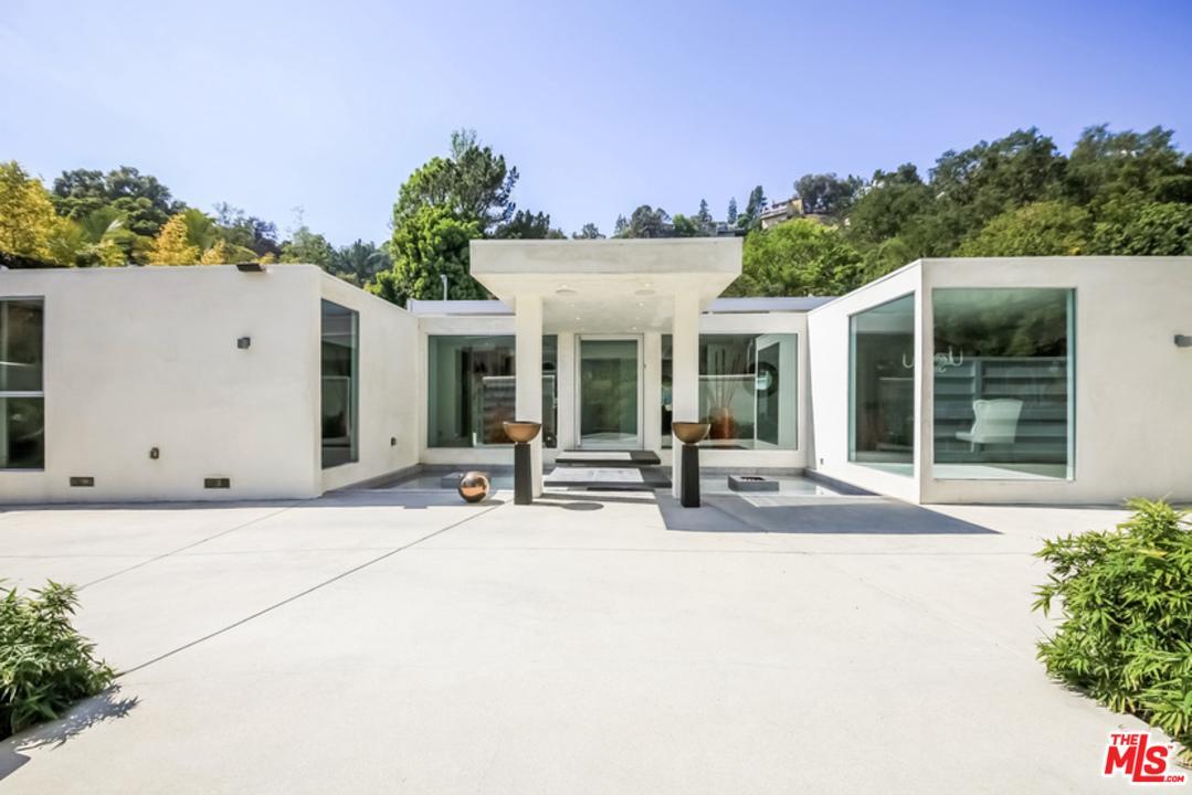 1259 ROSCOMARE Road - Bel-Air / Holmby Hills, California