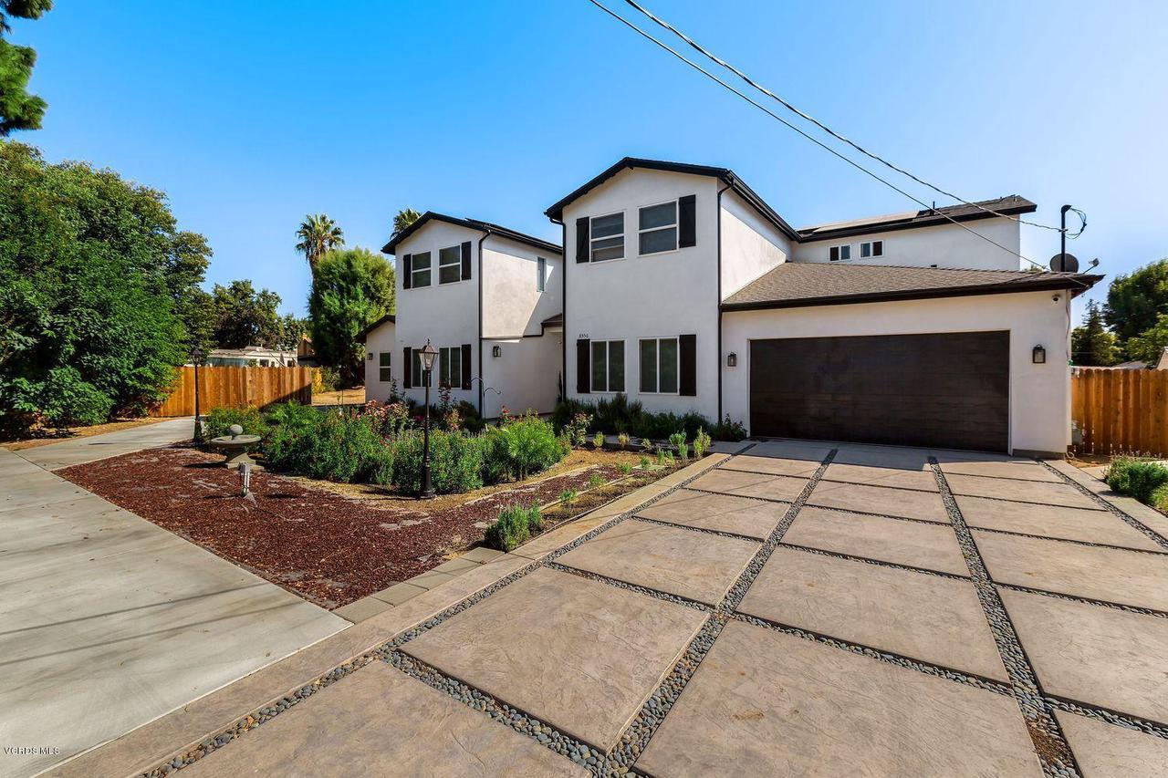 Photo of 8556 NEWCASTLE Avenue, Northridge, CA 91325