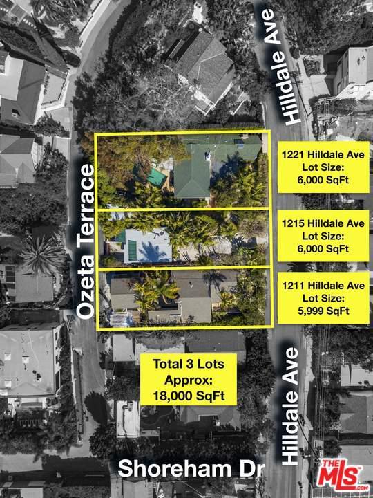 Photo of 1211 HILLDALE Avenue, Los Angeles, CA 90069