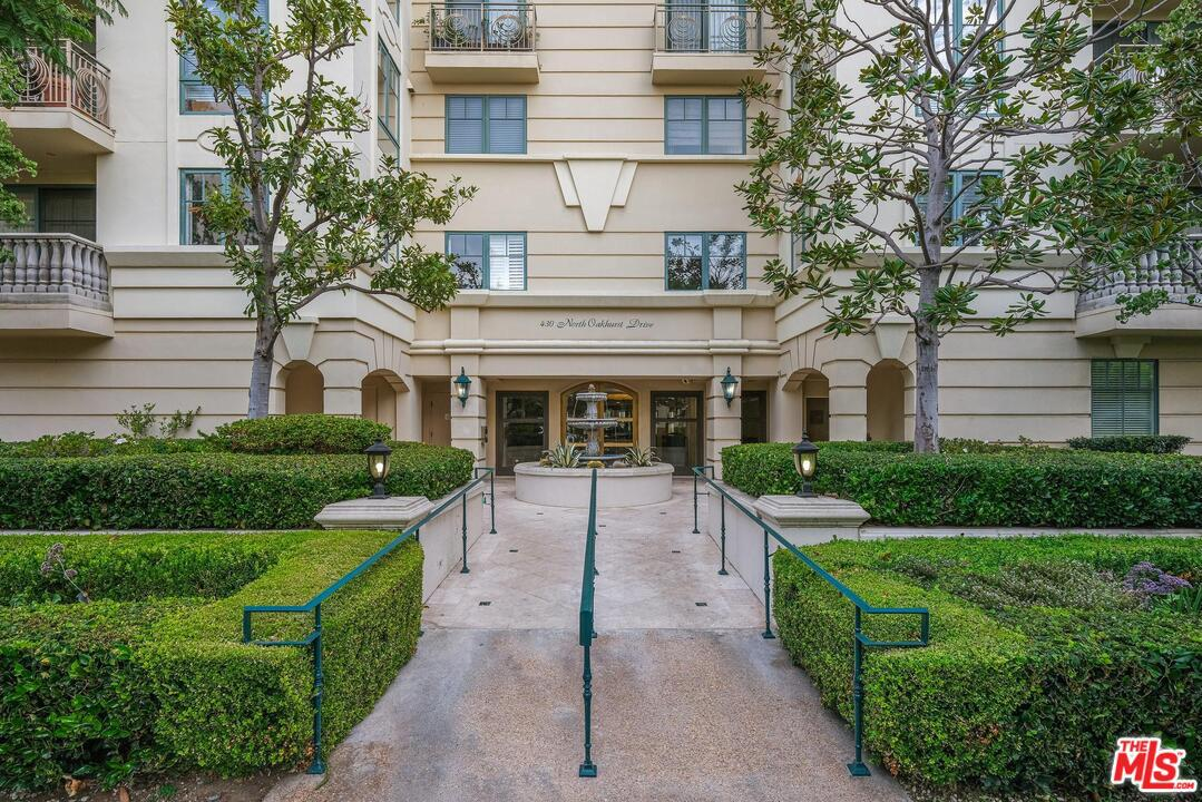 Photo of 430 North OAKHURST Drive #PH404, Beverly Hills, CA 90210