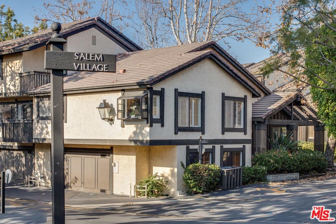 4822 SALEM VILLAGE Drive - Culver City, California