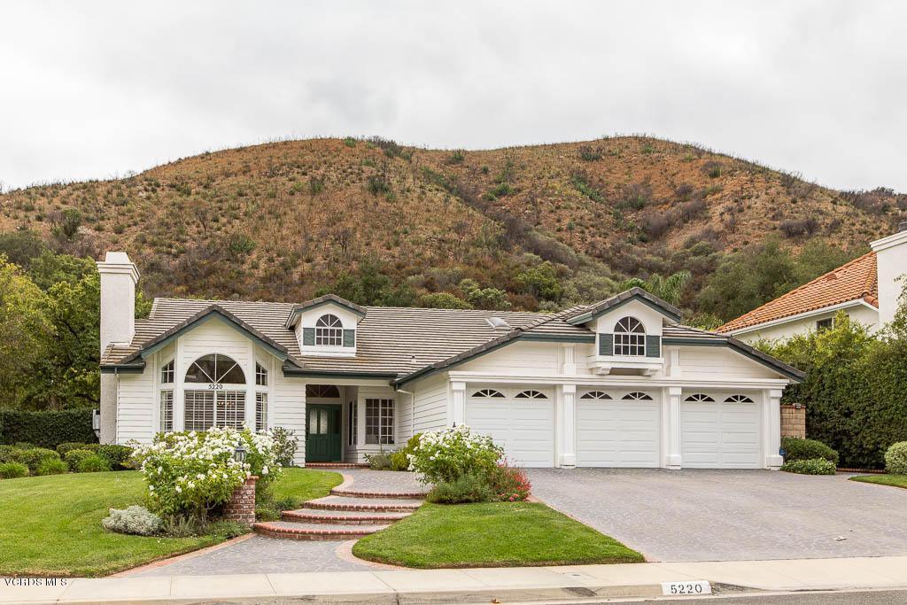 Photo of 5220 BROMELY Drive, Oak Park, CA 91377