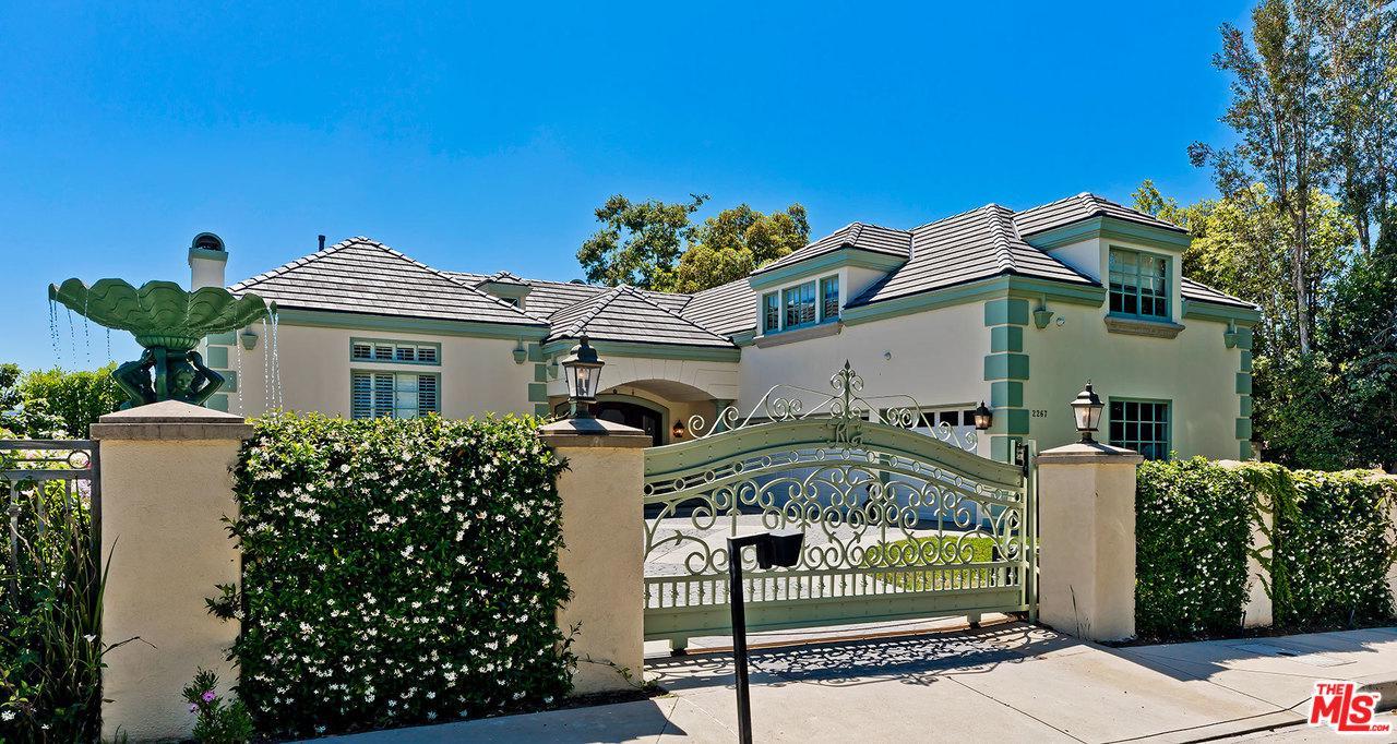 Photo of 2267 WEYBRIDGE Lane, Los Angeles, CA 90077