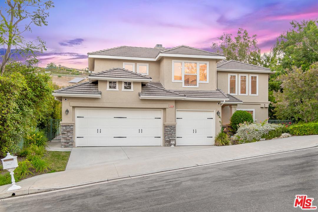 24574 STONEGATE Drive, West Hills, CA 91304
