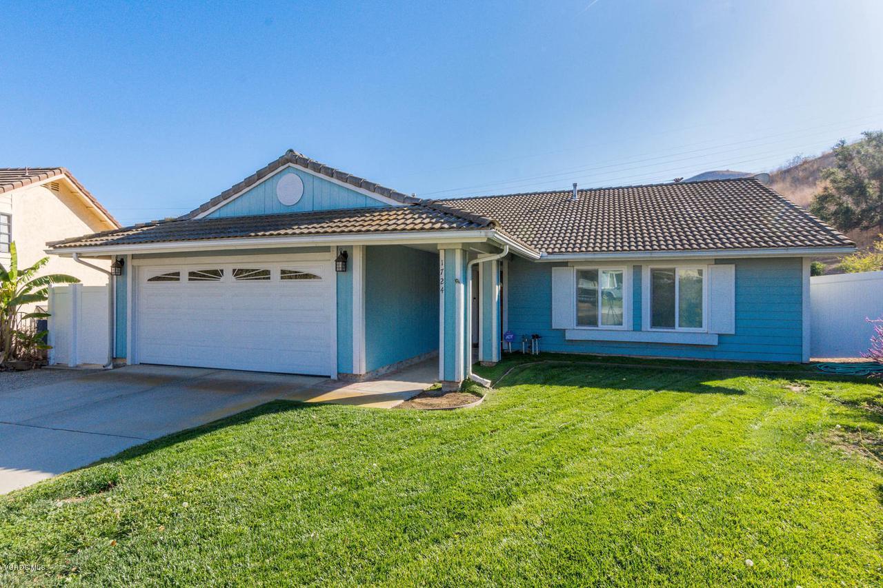 Photo of 1724 CHERRY HILL Road, Santa Paula, CA 93060