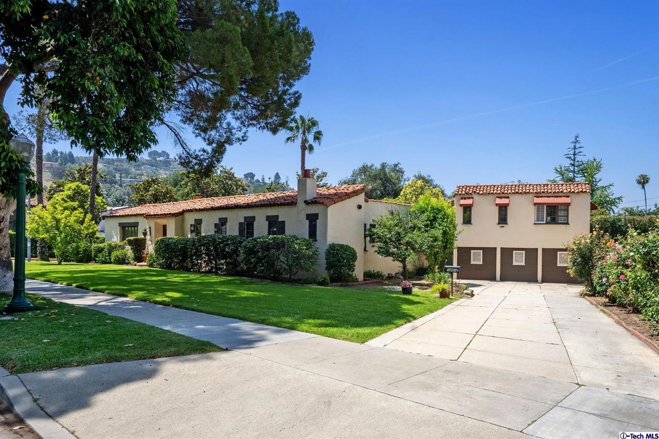 1460 E MOUNTAIN Street, Glendale, CA 91207