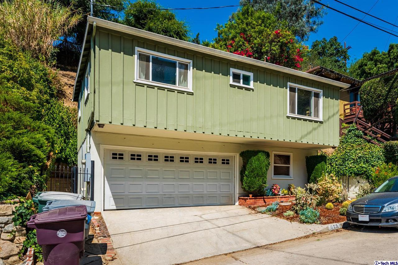 629 CANYON Drive, Glendale, CA 91206