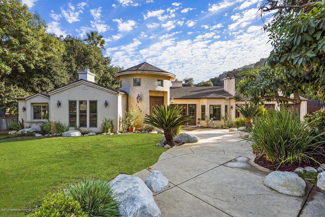 Photo of 1340 EL MIRADOR Drive, Pasadena, CA 91103
