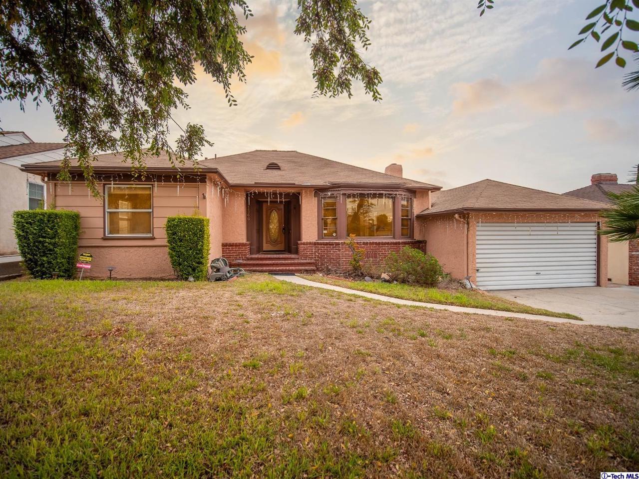 1546 GRANDVIEW Avenue, Glendale, CA 91201