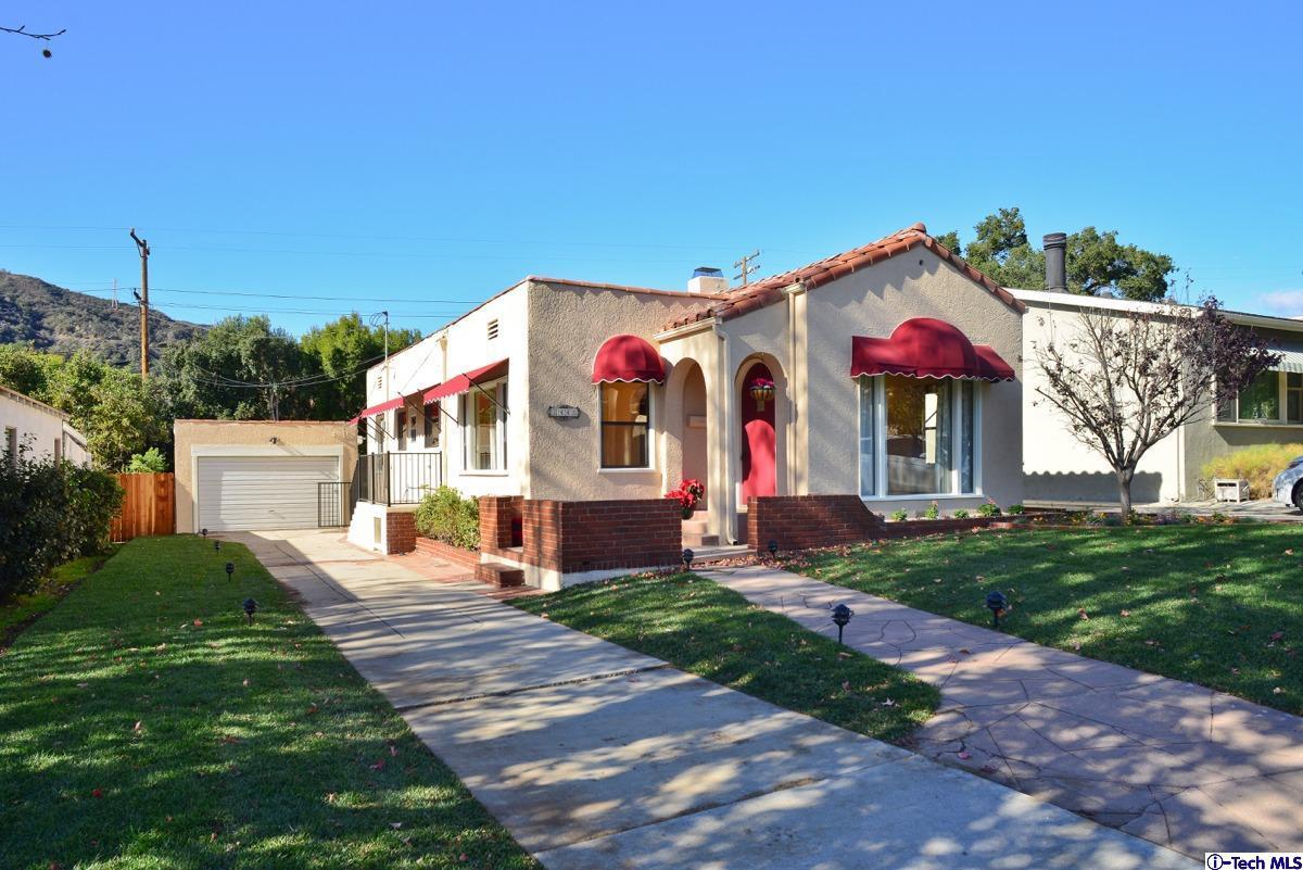 3445 LAS PALMAS Avenue, Glendale, CA 91208