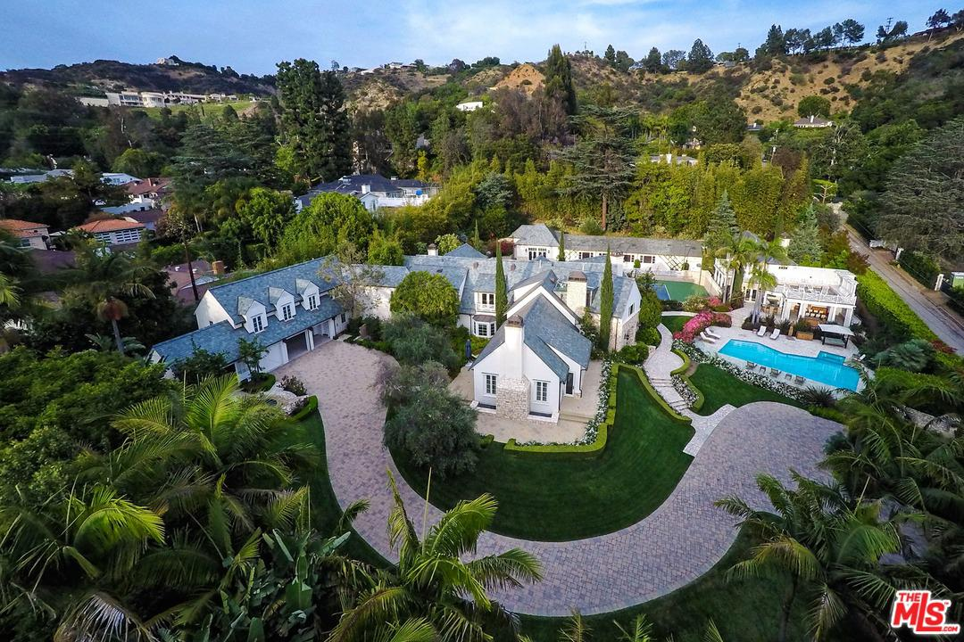 Photo of 9555 HEATHER Road, Beverly Hills, CA 90210
