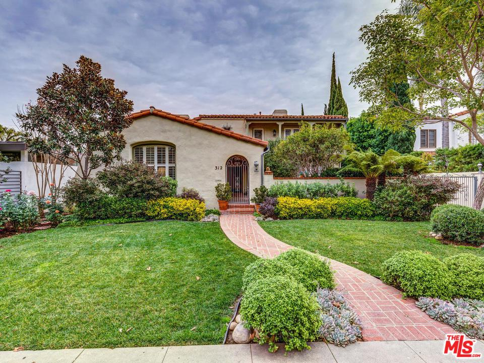 Photo of 312 South LINDEN Drive, Beverly Hills, CA 90212