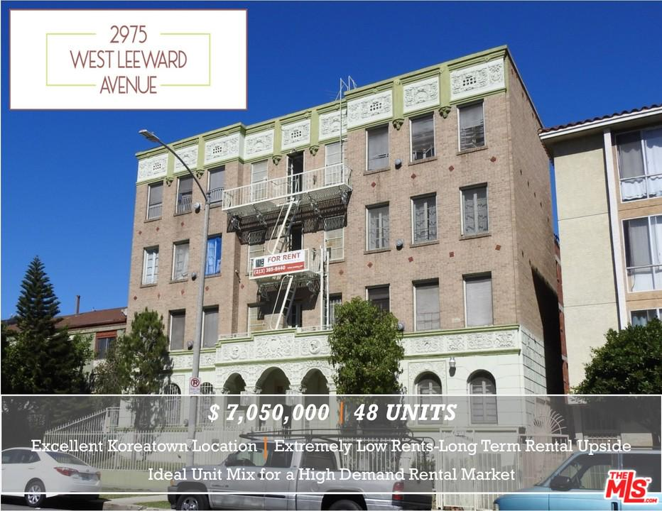 Property for sale at 2975 LEEWARD AVE, Los Angeles,  CA 90005