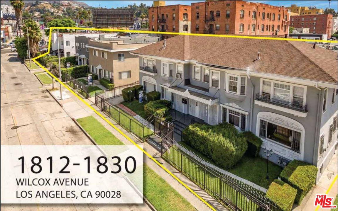Property for sale at 1812 WILCOX AVE, Los Angeles,  CA 90028