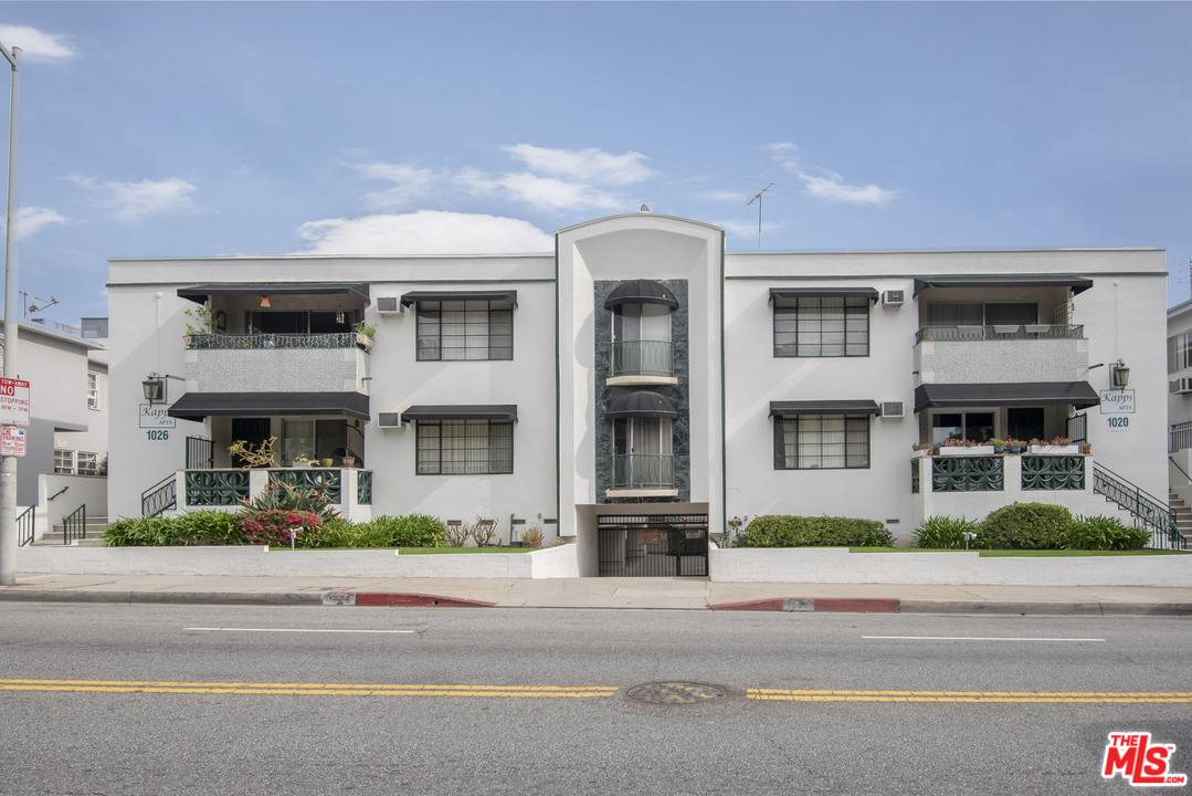 Property for sale at 1020 N CRESCENT HEIGHTS, West Hollywood,  CA 90046