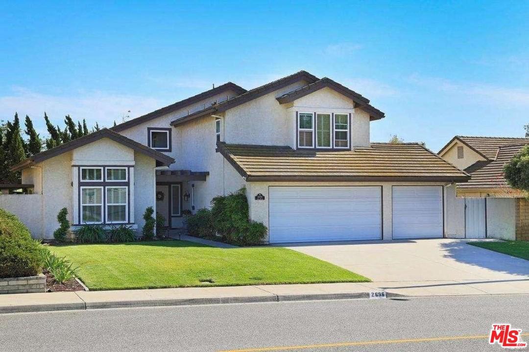 2696 AMBER Drive, Camarillo, CA 93010
